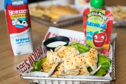 Smashburger offering healthier options for kids in US