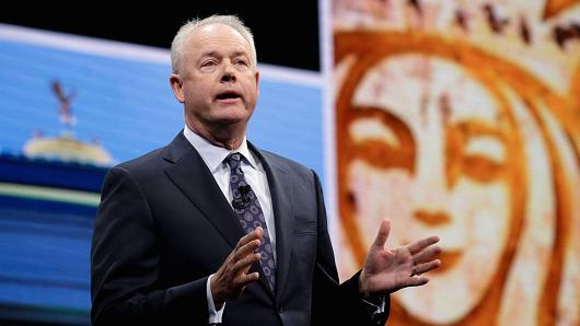For CEOs in crisis, Starbucks offers an 'instructive playbook'